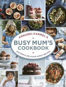 Busy Mum's Cookbook Cover